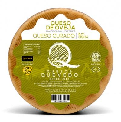 queso de oveja curado graso,quevedo,distribuidor,dialgava,curado,quesos,galicia