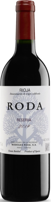 Vino Roda Reserva 2014