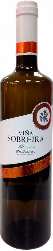 viña sobreira,albariño,blanco,distribuidor,dialgava