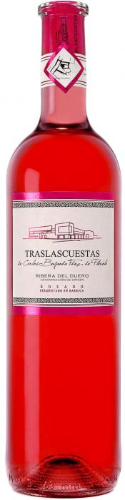 traslascuestas rosado,ribera del duero,vino,distribuidor,dialgava